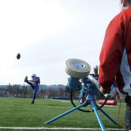 jugs machine football drills