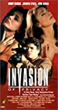 Invasion of Privacy [VHS]
