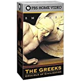 The Greeks: Crucible of Civilization [VHS]