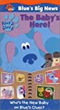 Blues Clues - Blues Big News - The Babys Here! [VHS]