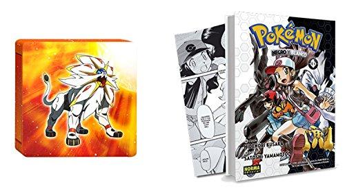 Pokémon Sol - Steelbook Edición Limitada (Reserva con cómic)