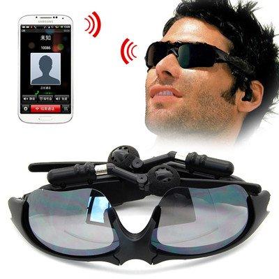 Sunglasses Sun Glasses Bluetooth Headset Headphone For Smart Phone Pc Tablet