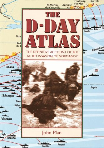 d day facts. The Facts on File D-Day Atlas: