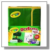 Crayola Dry Erase Activity Center Travel