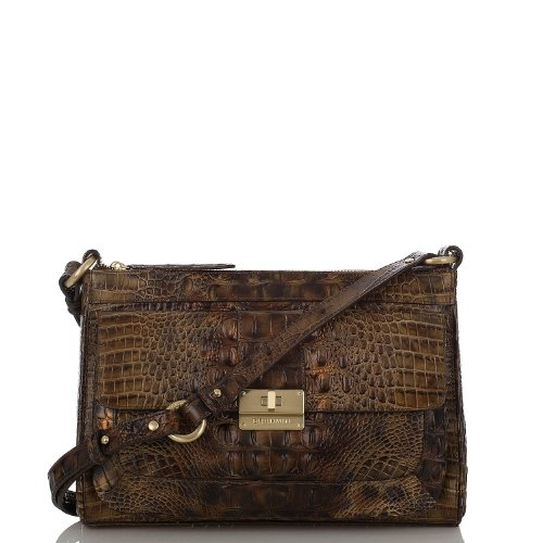 Rosie Shoulder Bag<br>Melbourne Tortoise