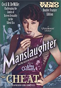 Manslaughter / The Cheat [Import]