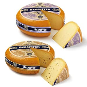 Beemster Gouda with Flavors - Mustard (7.5 ounce) by igourmet