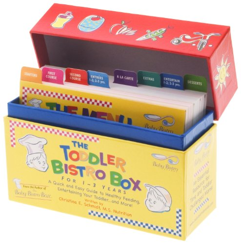 Baby Bistro Brands, Inc. Toddler Bistro Box - 1