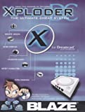 Xploder - Cheat and boot import games - Dreamcast - PAL