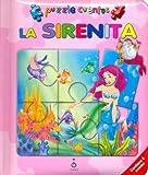 Sirenita, La - Puzzle Cuentos (Spanish Edition)