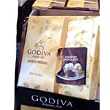 Godiva Belgian Chocolates Gift Box, Assorted, 27 Count