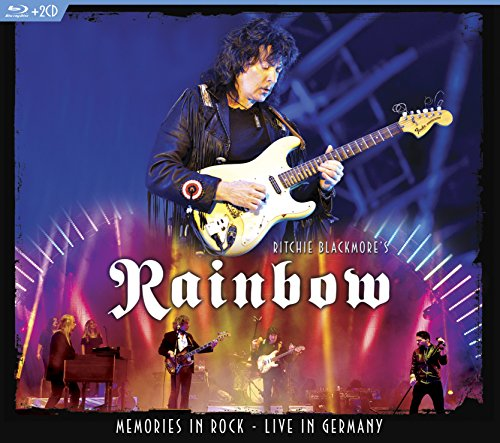 Memories in Rock - Live in Germany [Blu-ray]