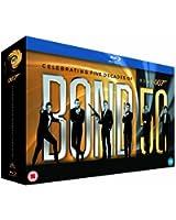 James Bond - 22 Film Collection [Blu-ray] [Import anglais]