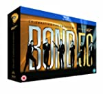 James Bond - 22 Film Collection [Blu-...