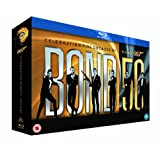 James Bond - 22 Film Collection [Blu-ray] [1962]by Sean Connery