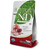 Farmina N&D Grain Free Chicken And Pomegranate Adult Cat Food, 1.5 Kg