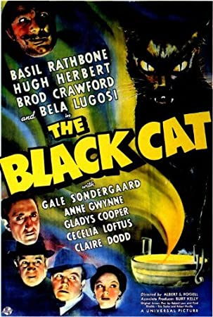 The Black Cat POSTER Movie (27 x 40 Inches - 69cm x 102cm) (1941)