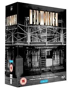Bad Girls: Series 5-8 [DVD]