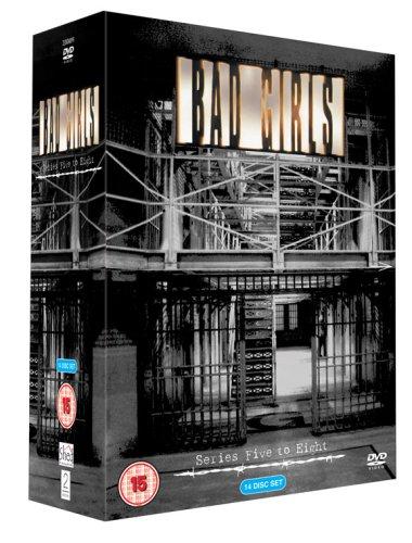Bad Girls – Series 5 – 8 [Box Set] [DVD]