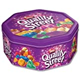 Nestle Quality Street Candies 2lb Tin