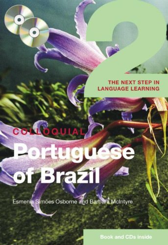 Colloquial Portuguese of Brazil 2 (Colloquial) (Pack)