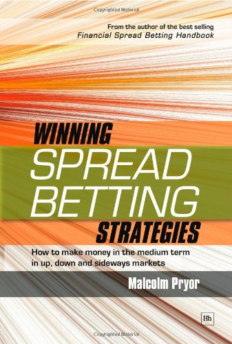 Binary spread betting strategies
