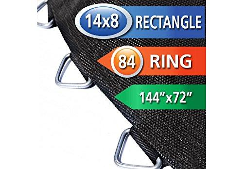 148-Rectangle-Trampoline-Mat-14x18-Frame-84-Rings-70-Springs-144x72-Mat
