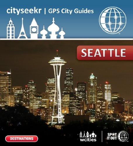CitySeekr GPS City Guide - Seattle for Garmin 