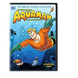 Adventures of Aquaman, The: The Complete Collection