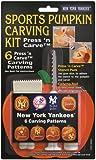 MLB New York Yankees Halloween Pumpkin Carving Kit