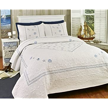 Seaside Park Quilt King Quilts