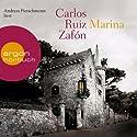 Marina Hörbuch von Carlos Ruiz Zafón Gesprochen von: Andreas Pietschmann