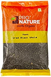 Pro Nature Organic Urad Black Whole, 500g