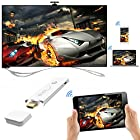 AerbCast 2015 Extreme Screen Mirroring 5G Wireless Display Adapter 1080P HDMI Dongle Mirror Camera Photo Music Video Game & Entire Screen for iPhone / iPad /Mac Book (DLNA iOS7+ Airplay)