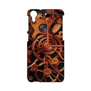 G-STAR Designer Printed Back case cover for HTC Desire 728 - G0173