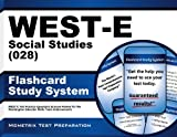 img - for WEST-E Social Studies (028) Flashcard Study System: WEST-E Test Practice Questions & Exam Review for the Washington Educator Skills Tests-Endorsements (Cards) book / textbook / text book