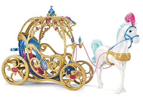 Princesses Disney - Cdc44 - Accessoire Pour Poupée - La Calèche De Cendrillon