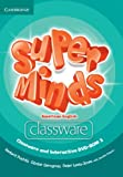 img - for Super Minds American English Level 3 Classware and Interactive DVD-ROM book / textbook / text book