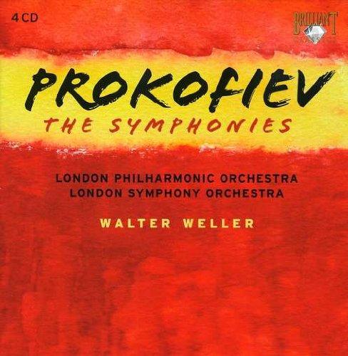 Les symphonies de Prokofiev - Page 5 5175qdfmcGL