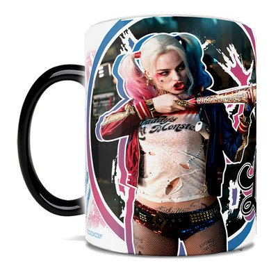 Suicide Squad Daddy's Lil Monster Morphing Mug