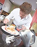 James Martin by Wahl Hand Mixer 300W Silver ZX410