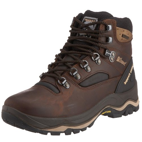 Grisport Women's Quatro Hiking Boot Brown CMG614 5 UK