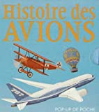 Pop-Up de Poche - l\'Aviation par  inconnu