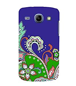 printtech Floral Pattern Back Case Cover for Samsung Galaxy J7 / Samsung Galaxy J7 J700F (2015 EDITION)