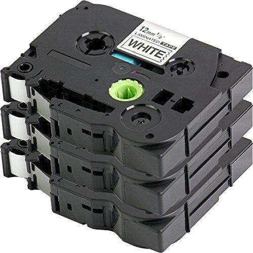 3x-ruban-pour-etiqueteuse-compatible-remplace-brother-tze-231-tz-231-noir-sur-blanc-12mm-x-8m-pour-b