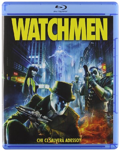 Watchmen [Blu-ray] [IT Import]
