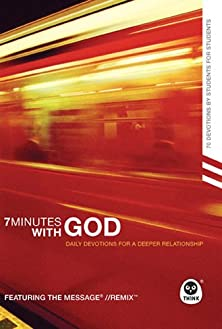7 Minutes with God, Daily Devotions for a Deeper Relationship