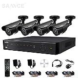 SANNCE® New 8CH HDMI CCTV H.264