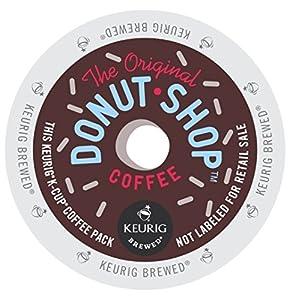 Donut Shop , K-Cup for Keurig Brewers, Regular - Medium Roast Extra Bold, 24 Count (Pack of 3)