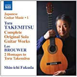 Takemitsu; Brouwer: Complete Solo Guitar Works